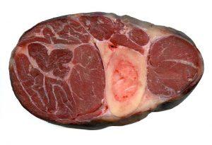 Rindfleischsuppe