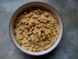 Hummus – Kichererbsenmus