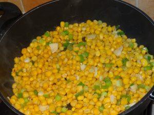 Gebratener Mais