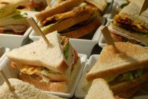 Maulsperren-Sandwich